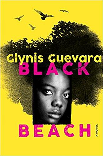 black beach image