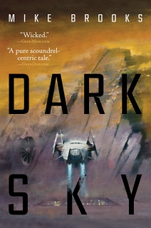 Dark Sky US cover